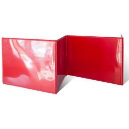 Schermo del Master Personalizzabile (Rosso)