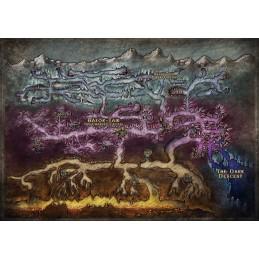 No Lands: Mappa del sottosuolo di Tor'Harn