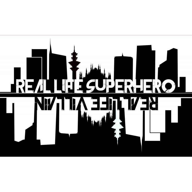 Real Life Superhero