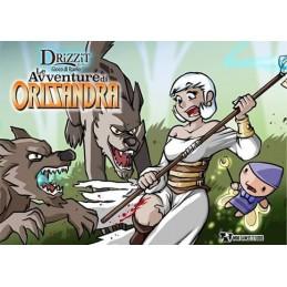 Drizzit (Gioco di ruolo): Le avventure di Orissandra