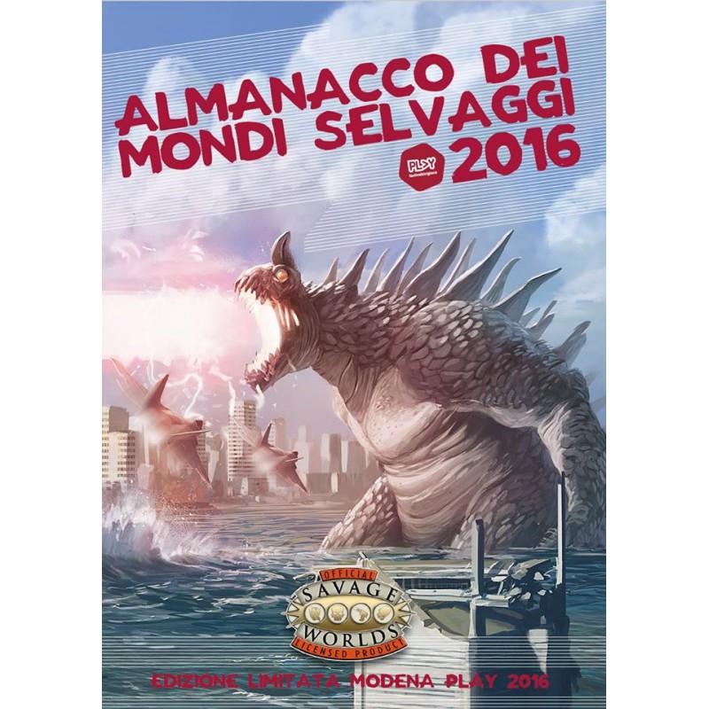 Almanacco dei Mondi Selvaggi 2016