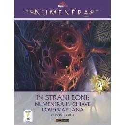 Numenera: In strani eoni (Numenera in chiave Lovecraftiana)