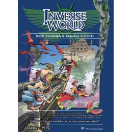 Dungeon World: Inverse World