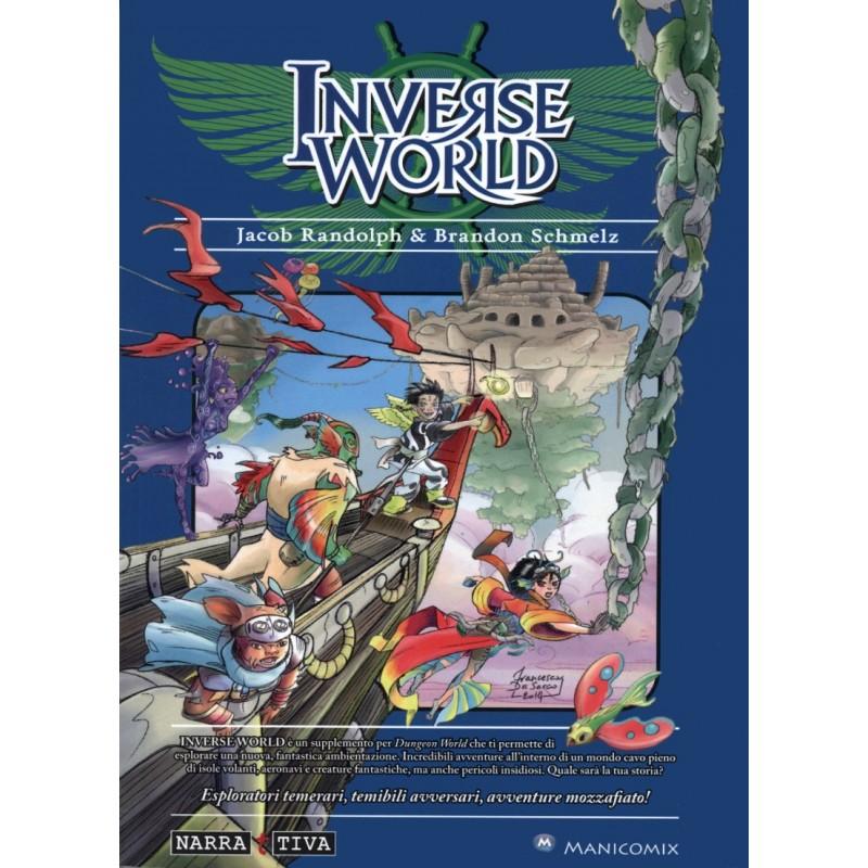 Dungeon World: Inverse World