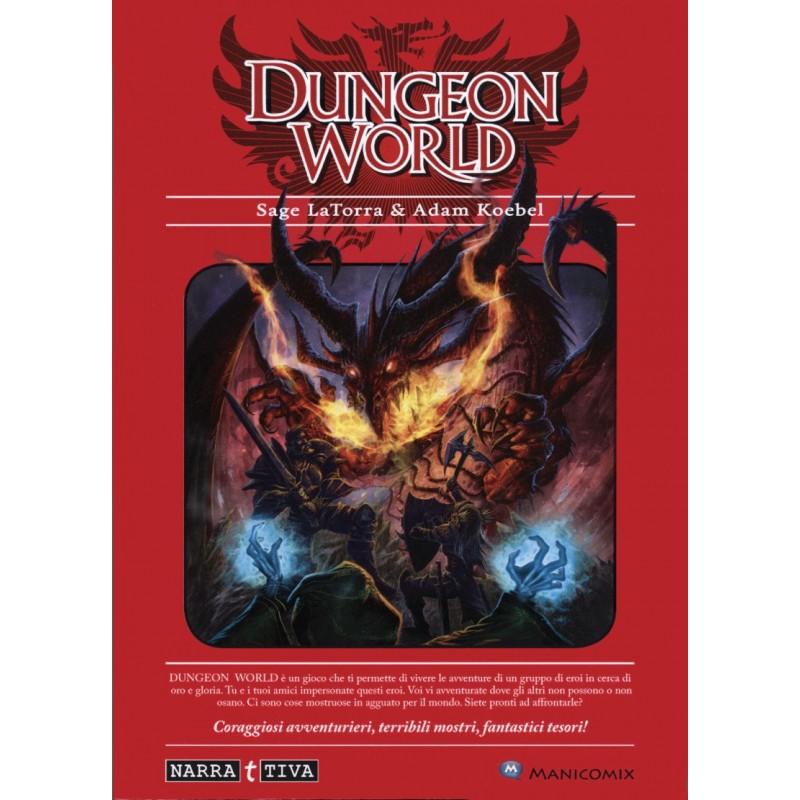 Dungeon World (2° edizione)