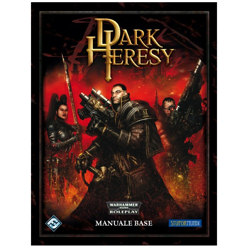 Dark Heresy: Manuale base