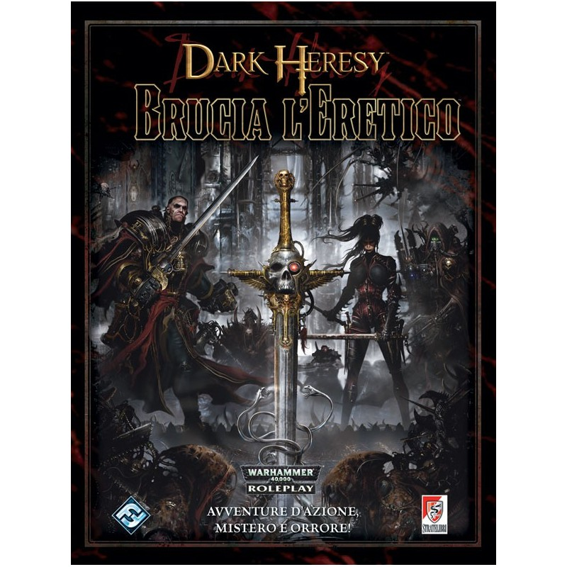 Dark Heresy: Brucia l'eretico