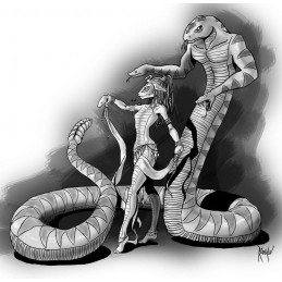 Beasts & Barbarians - Creature dei Domini