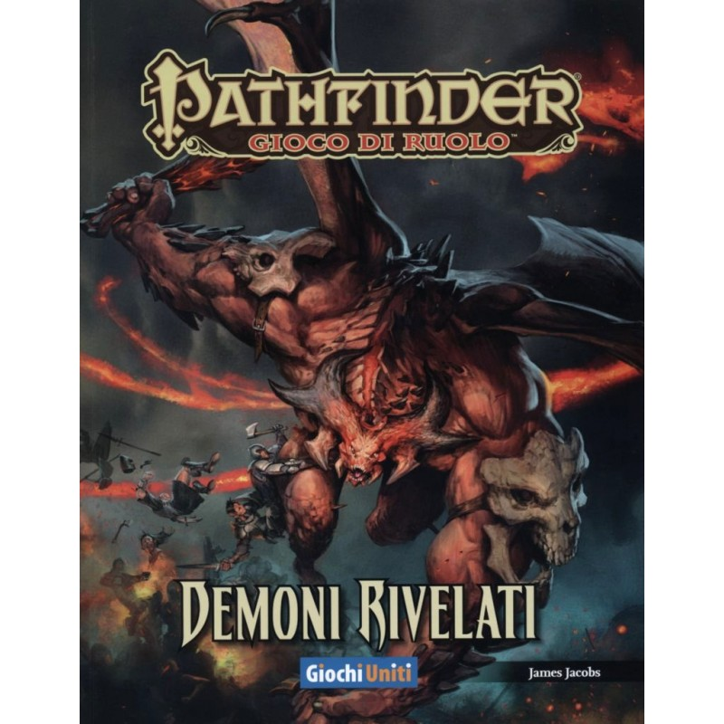 Pathfinder: Demoni rivelati
