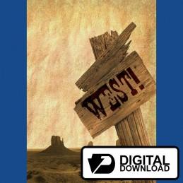 West! (Manuale di gioco)