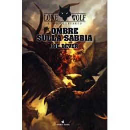 Lupo Solitario: Vol. 5 - Ombre sulla sabbia