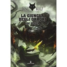 Lupo Solitario: Vol. 8 - La giungla degli orrori