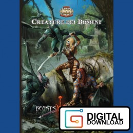 Beasts & Barbarians - Creature dei Domini