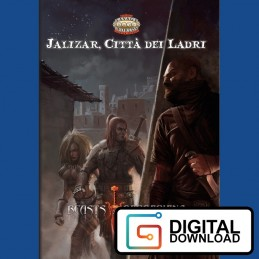 Beasts & Barbarians: Jalizar, città dei ladri