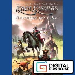Kata Kumbas: Avventure per Laitia