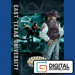 East Texas University (Versione digitale)