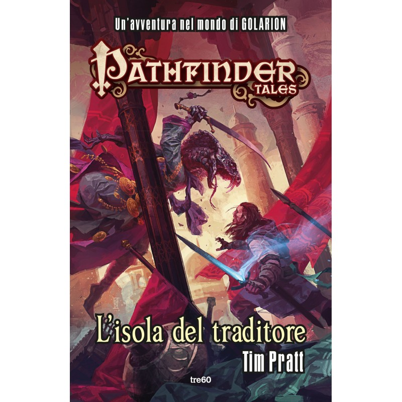 Pathfinder Tales: L'isola del traditore