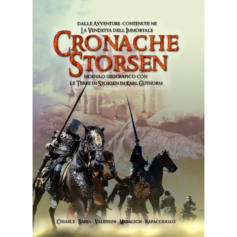 Cronache Storsen (Versione digitale)