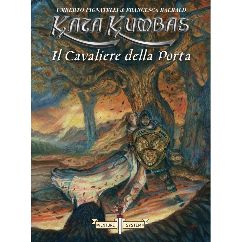 Kata Kumbas: Il cavaliere della porta