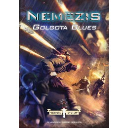 Nemezis: Golgota Blues