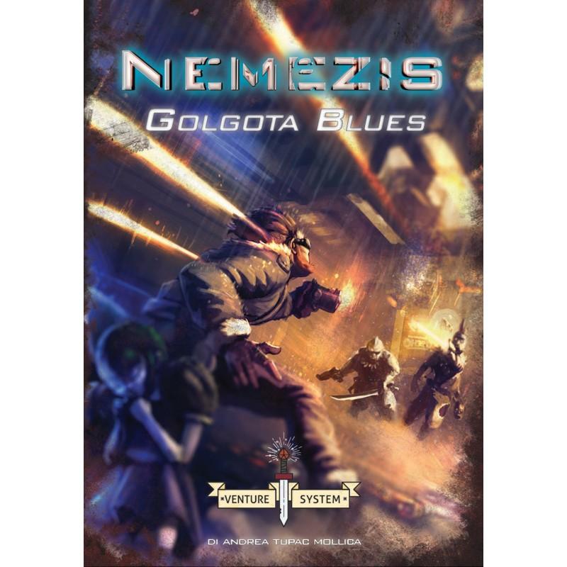 Nemezis: Golgota Blues