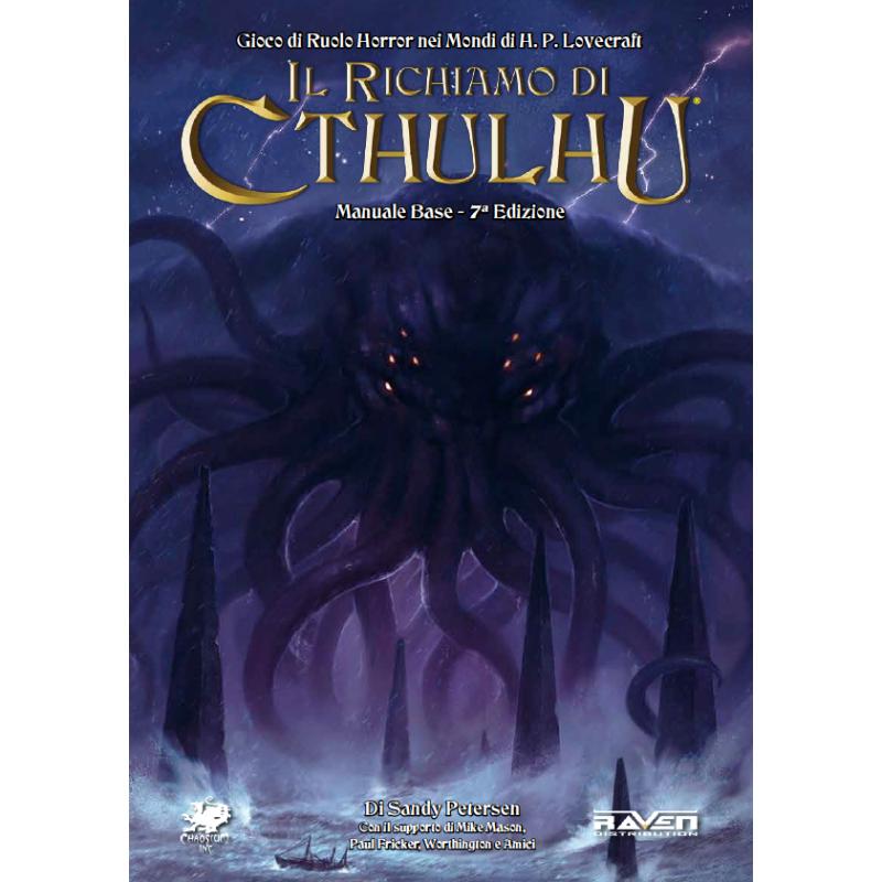 Il Richiamo di Cthulhu (7° Edizione): Manuale Base