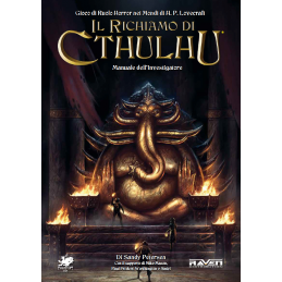 Il Richiamo di Cthulhu (7° Edizione): Manuale dell'Investigatore