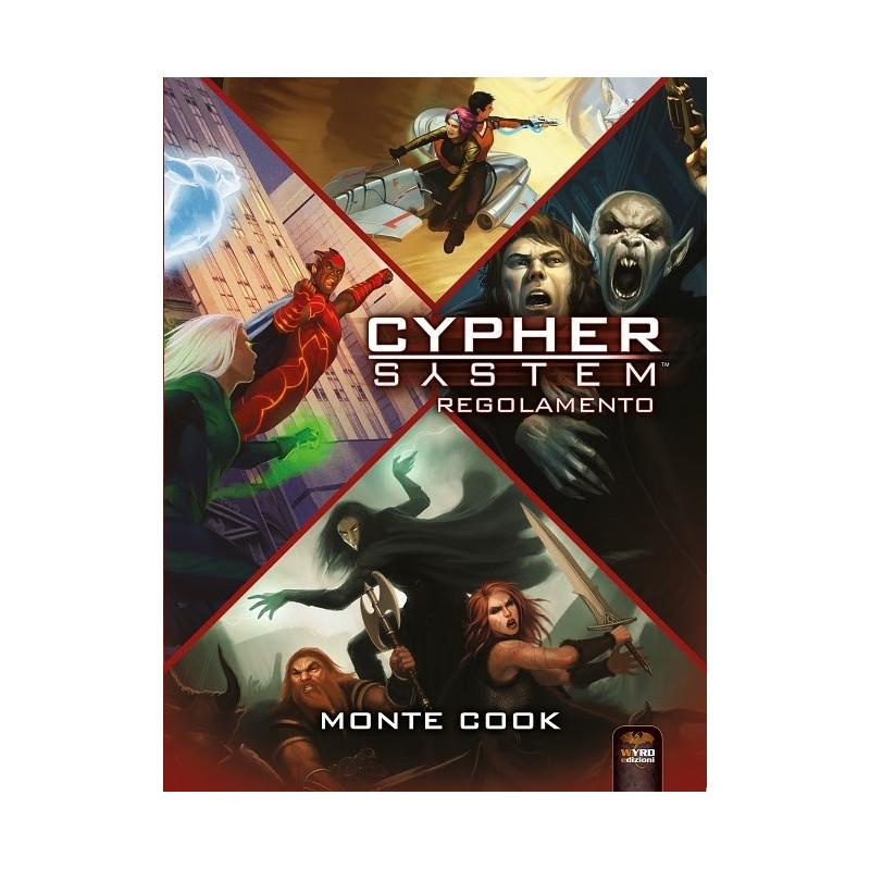 Cypher System - Regolamento
