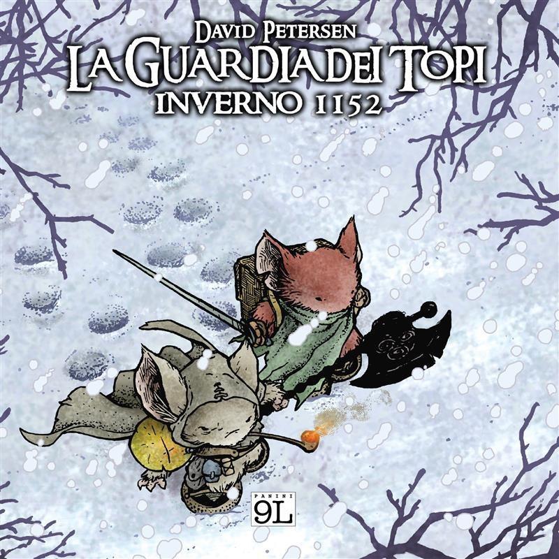 La Guardia dei Topi: 3 - Inverno 1152