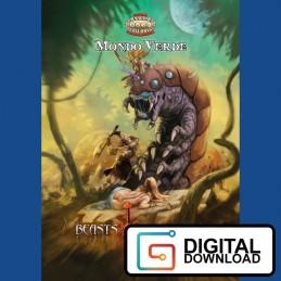 Beasts & Barbarians: Mondo verde