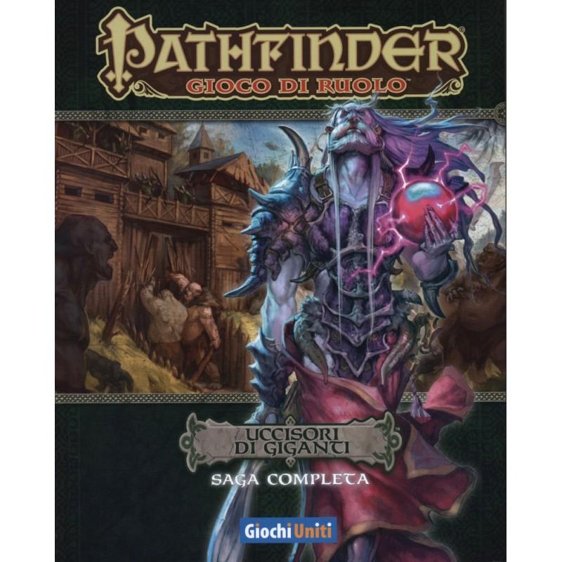 Pathfinder: Uccisori di giganti (Saga completa)