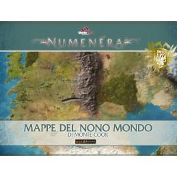 Numenera: Mappe del Nono Mondo