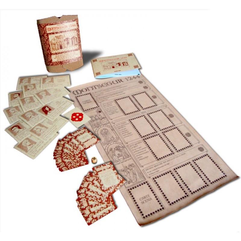 Montsegur 1244: Bundle completo