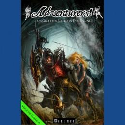 Adventurers! (Versione digitale)