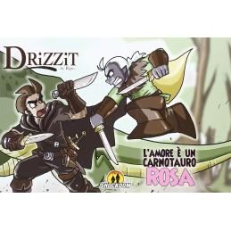 Drizzit - 3 - L'amore è un cornotauro rosa
