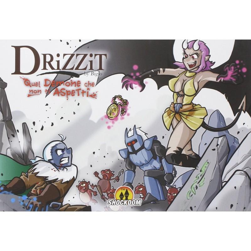 Drizzit - 4 - Quel demone che non ti aspetti