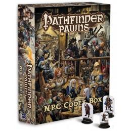 Pathfinder Pawns: Segnalini - Codice dei PNG