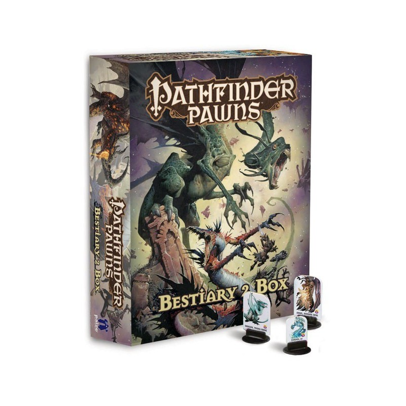 Pathfinder Pawns: Segnalini - Bestiario 2