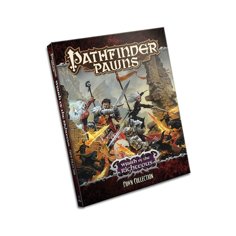 Pathfinder Pawns: Segnalini - Ira dei giusti