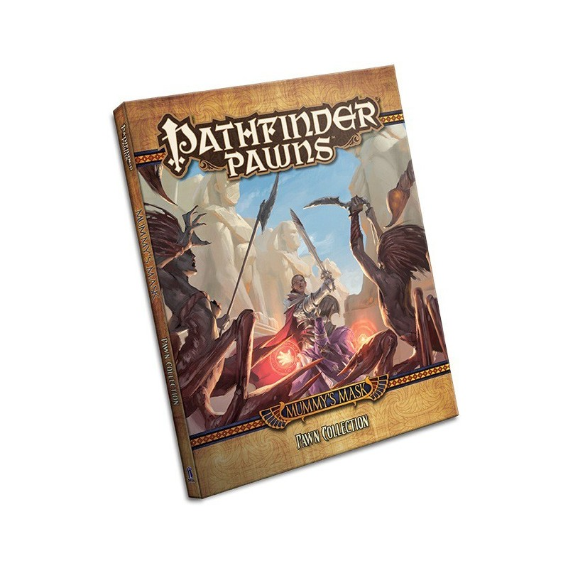 Pathfinder Pawns: Segnalini - La maschera della mummia