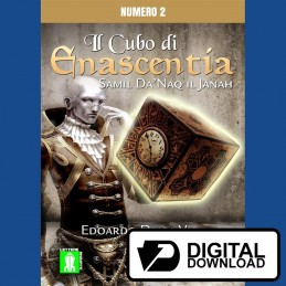 Il cubo di Enascentia: 2 - Samil Da'Naq il Janah