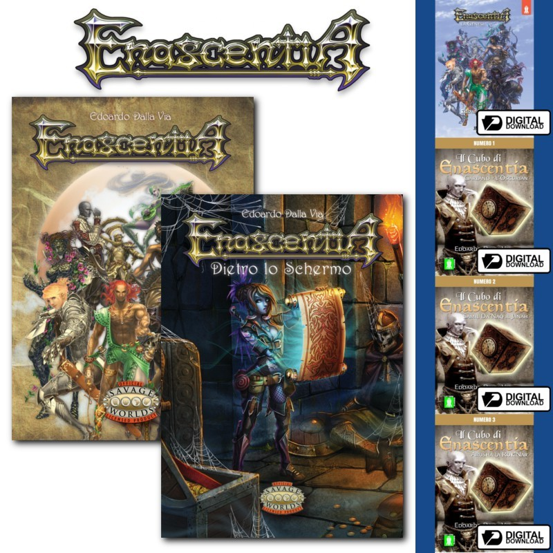 Enascentia: Bundle