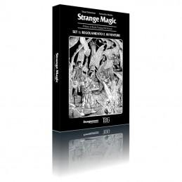 Strange Magic: Set 1 - Regolamento e avventure