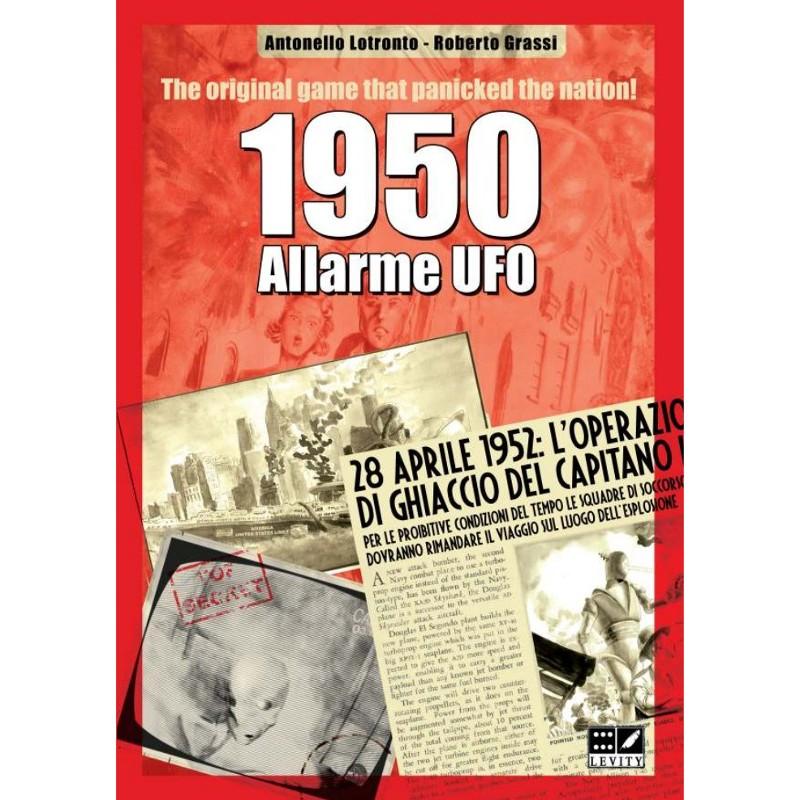 Levity: 1950 Allarme UFO