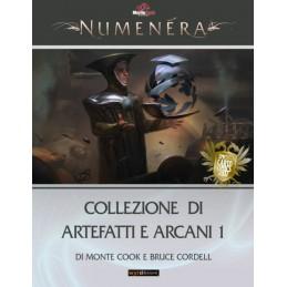 Numenera: Glimmer 6 - Collezione di Artefatti e Arcani 1