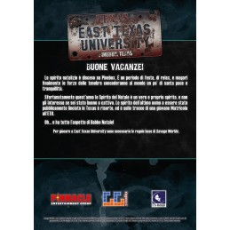 East Texas University: Un Natale da paura (Versione digitale)