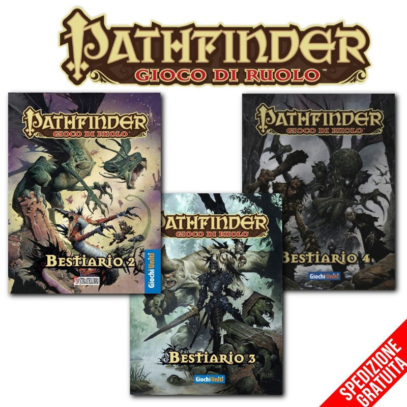 Pathfinder: Bundle Bestiario