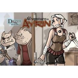 Drizzit (Gioco di Ruolo): Le avventure di Ayrin