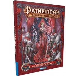 Pathfinder: La maledizione del Trono Cremisi