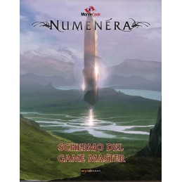 Numenera: Schermo del Game Master